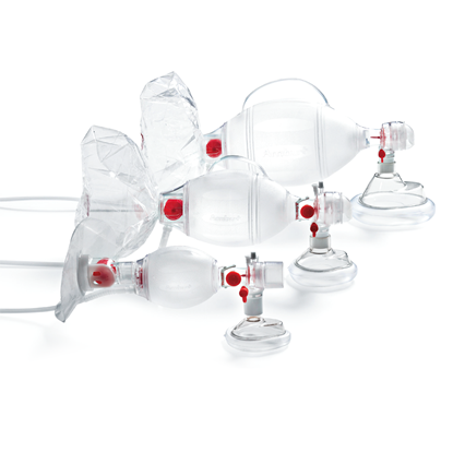 Picture of Ambu® SPUR II disposable resuscitator